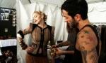 Мадонна и креативный директор 'Louis Vuitton' Марк Джейкобс