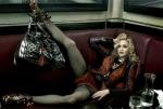 Мадонна в рекламной кампании LV