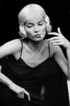 © Derek Hudson. Kate Moss, Paris, 1998