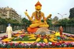Цитрусовый рай у ног цитрусового Будды