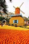 Цитрусовая мельница на лимонно-апельсинном острове