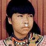 Перуанская девочка