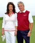 Майкл Дуглас с женой